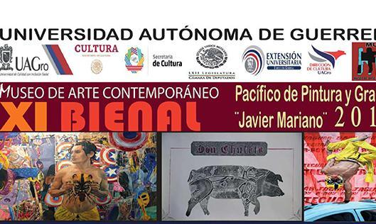 """Convocan a artistas de 7 estados al XI Bienal del Pacífico de Pintura y Grabado """"Javier Mariano"""" 2019"""