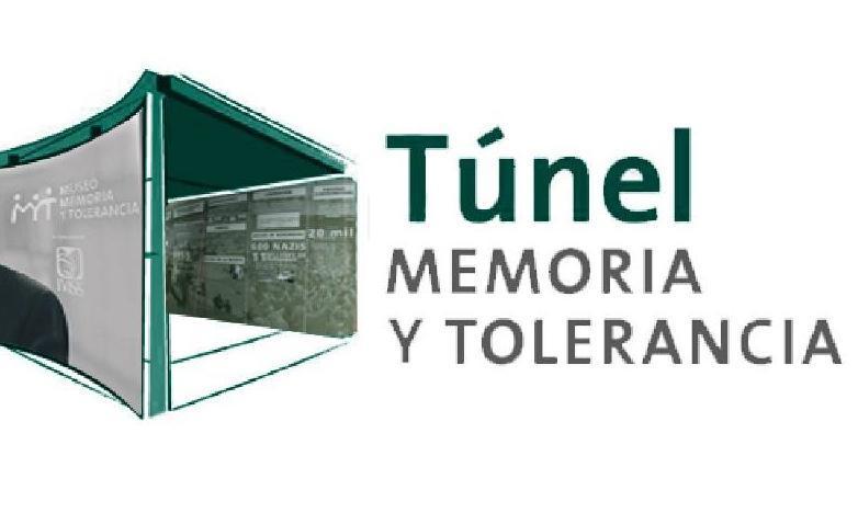EL TÚNEL MEMORIA Y TOLERANCIA