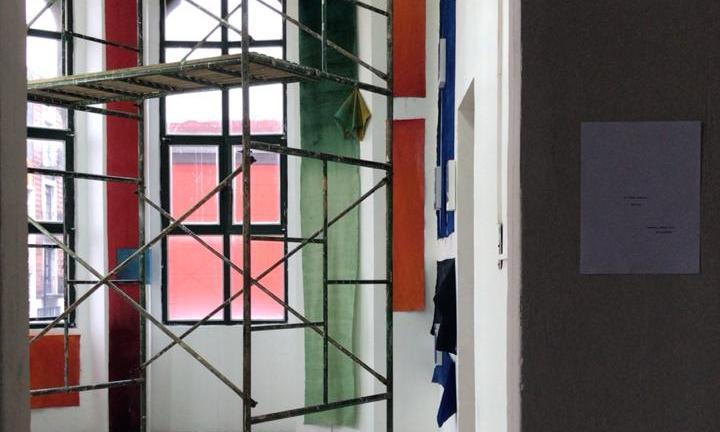 Inauguración de Galería Relámpago por María Vez